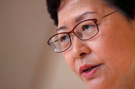 Warning shot stokes fear of violence in Hong Kong