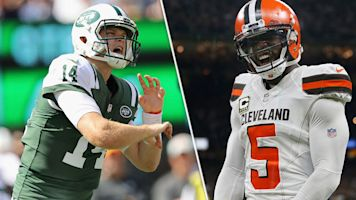 Watch Jets-Browns on Yahoo Sports' mobile app