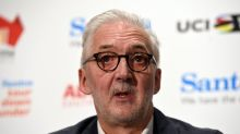 Lappartient in, Cookson out as UCI chief