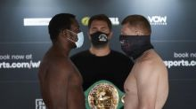 Dillian Whyte vs Alexander Povetkin LIVE! Taylor vs Persoon result boxing commentary stream and fight updates