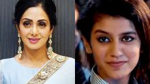 Priya Varrier Defends 'Sridevi Bungalow' And Says Sridevi Is Just The Name Of Her Character