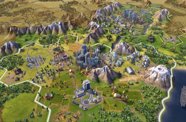 'Civilization VI' will let you befriend barbarians in its next free update