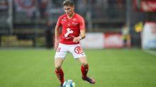 Foot - L1 - Brest - Ligue1: Romain Perraud de retour à Brest, pas Paul Lasne, contre l'OM