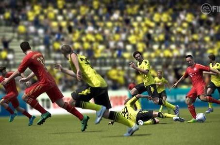 FIFA 13 is AbleGamers' 'Accessible Mainstream Game of the Year'