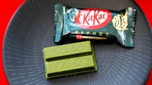 Green tea KitKat fans rejoice – the Japanese favourite is coming to the UK