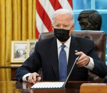 Biden signs 'Buy American' order, pledges to renew U.S. manufacturing