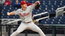 Phillies activate Chase Anderson and place Travis Jankowski on COVID injured list