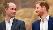 Prince Harry and Prince William Are Back on Speaking Terms