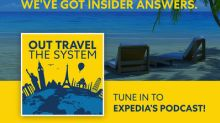 "Listen Up! Expedia Launches New Podcast, ""Out Travel The System"" Now Available on Spotify, iTunes and More."