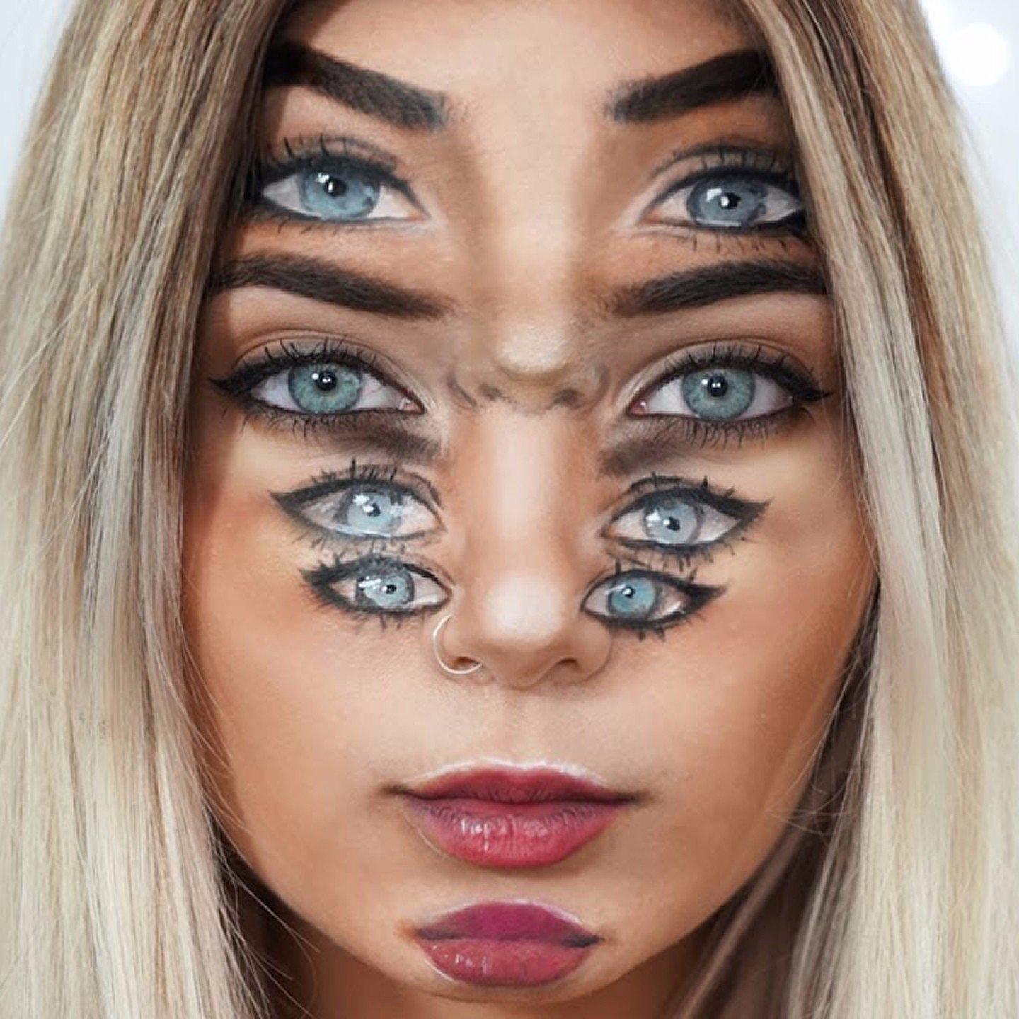 Makeup with pictures