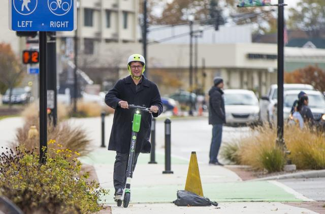 Lime launches recall over broken e-scooters