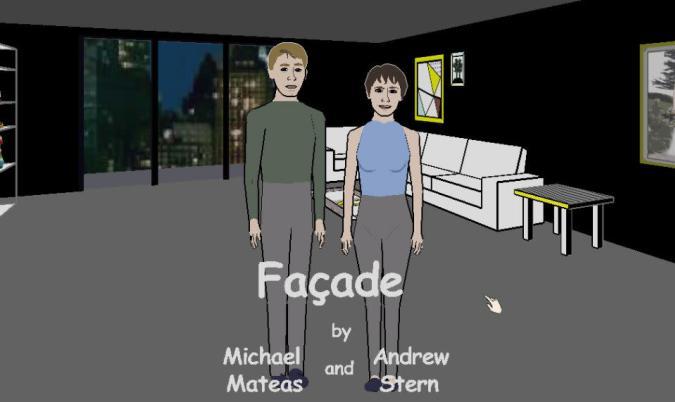 JXE Streams: 'Façade' celebrates 10 years of awkward sexual advances
