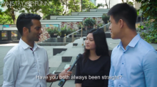 Ministry Of Funny asks straight people 'ridiculous' questions LGBT folks get all the time