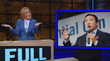 Samantha Bee wants Andrew Yang to give her $50k donation to someone else