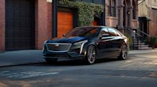 2019 Cadillac CT6 V-Sport Puts a V-8 under the Hood