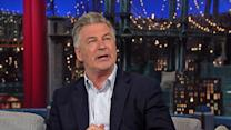 Alec Baldwin's Tony Bennett Impression - David Letterman