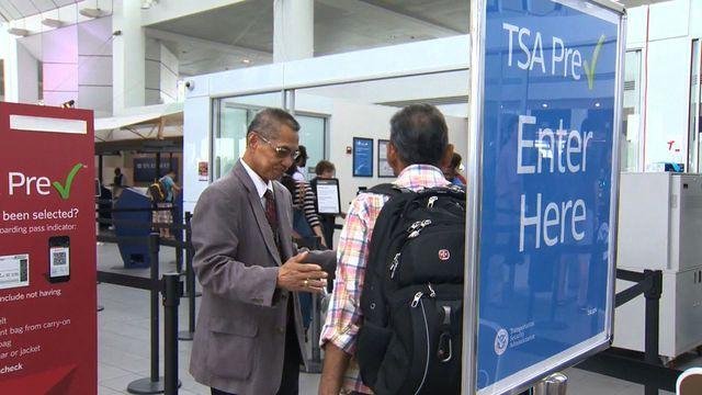TSA Precheck program gaining in popularity
