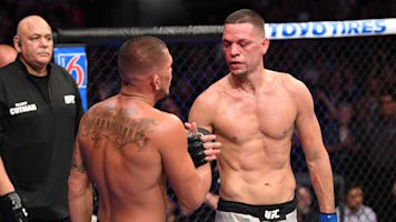 In long awaited return, Diaz wins a thriller