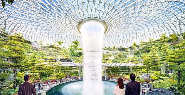 Inhabitat's Week in Green: triple-decker tree houses, prototype Hyperloop pods and a massive biodome