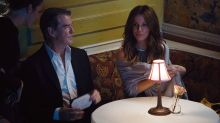 Pierce Brosnan gets busted for cheating with Kate Beckinsale in clip from 'Only Living Boy in New York' (Exclusive)