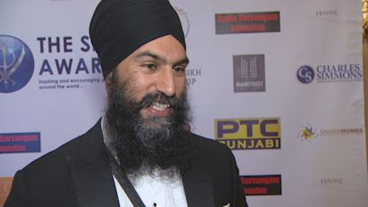 Jagmeet Singh on Bill 62, no-fly list, refugees