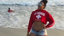 Ironic 'Lifeguard' Pic Has Internet Freaking Out: 'There Is Somebody Drowning in the Background'