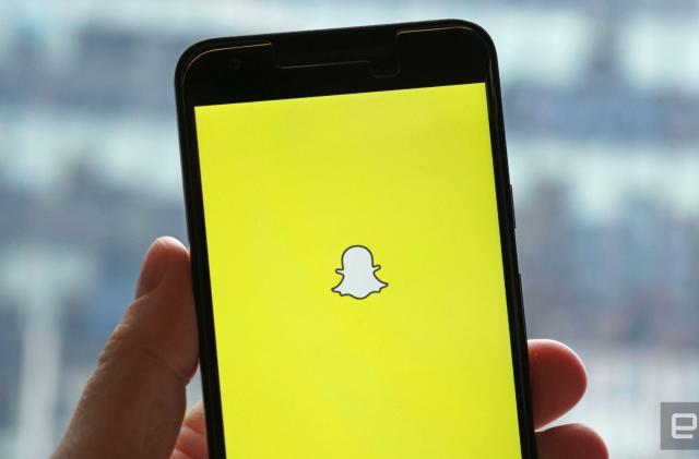 Snapchat users surge amid coronavirus pandemic