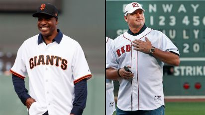 Bonds, Clemens down to their last strike for HOF