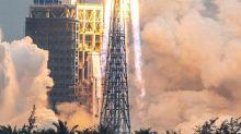 Roket Tiongkok Bakal Kembali ke Atmosfer Bumi Akhir Pekan Ini, Berbahaya?