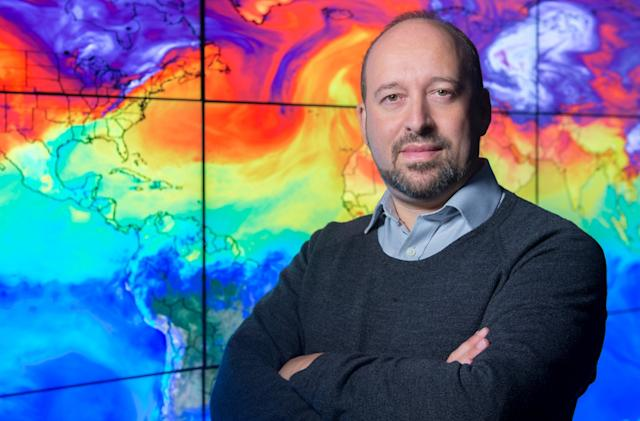 NASA has appointed its first-ever climate advisor