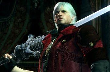 Devil May Cry 4 pics and themes galore