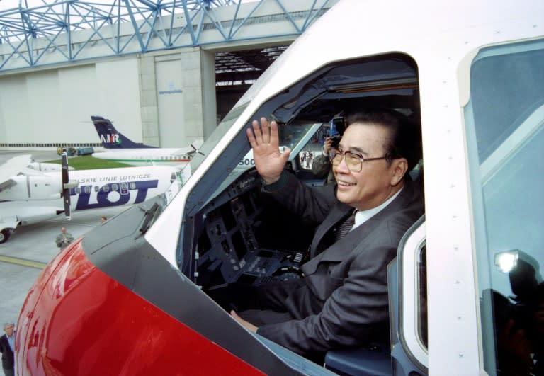 Former Premier Li Peng Dies at 91