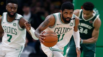 Dan Gilbert confirms rumors about Kyrie trade