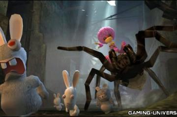 Raving Rabbids confirmed for DS