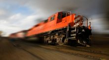 Coal, Intermodal Lead Railroads' Resurgence
