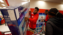 Target reveals the most popular Black Friday items shoppers bought on Thanksgiving (TGT)