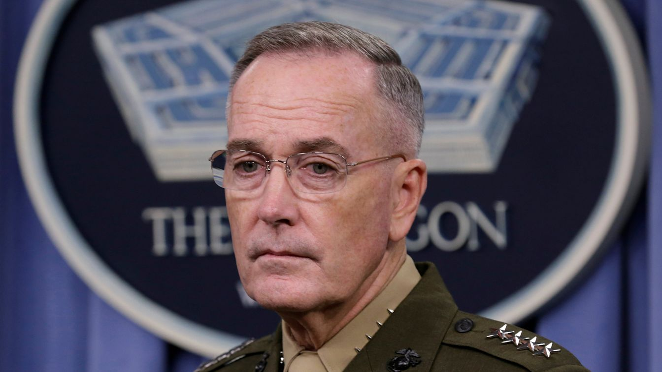 Top U.S. general says no changes yet to transgender policy