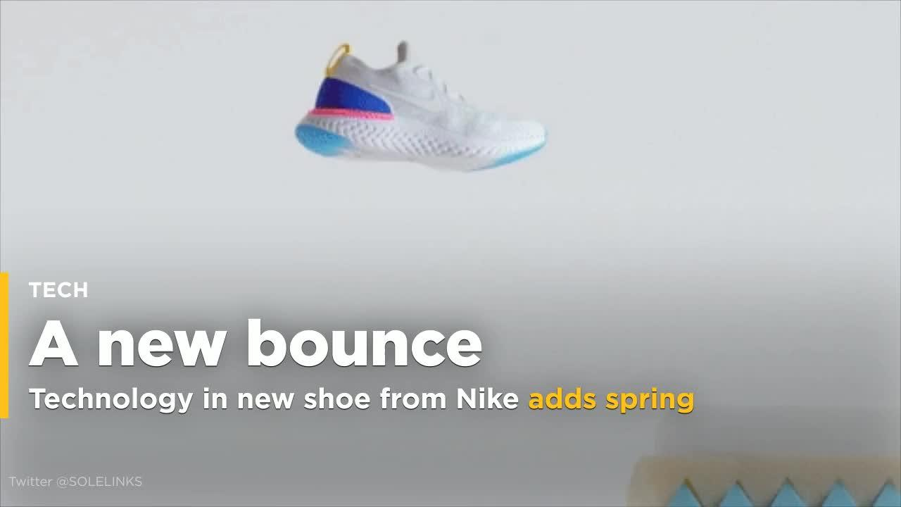 b2a68c30264d Nike just released its first shoe with an all-foam bottom  Video