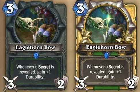 Hearthstone Highlight: Eaglehorn Bow