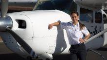 Tributes for pilot killed in Tas crash