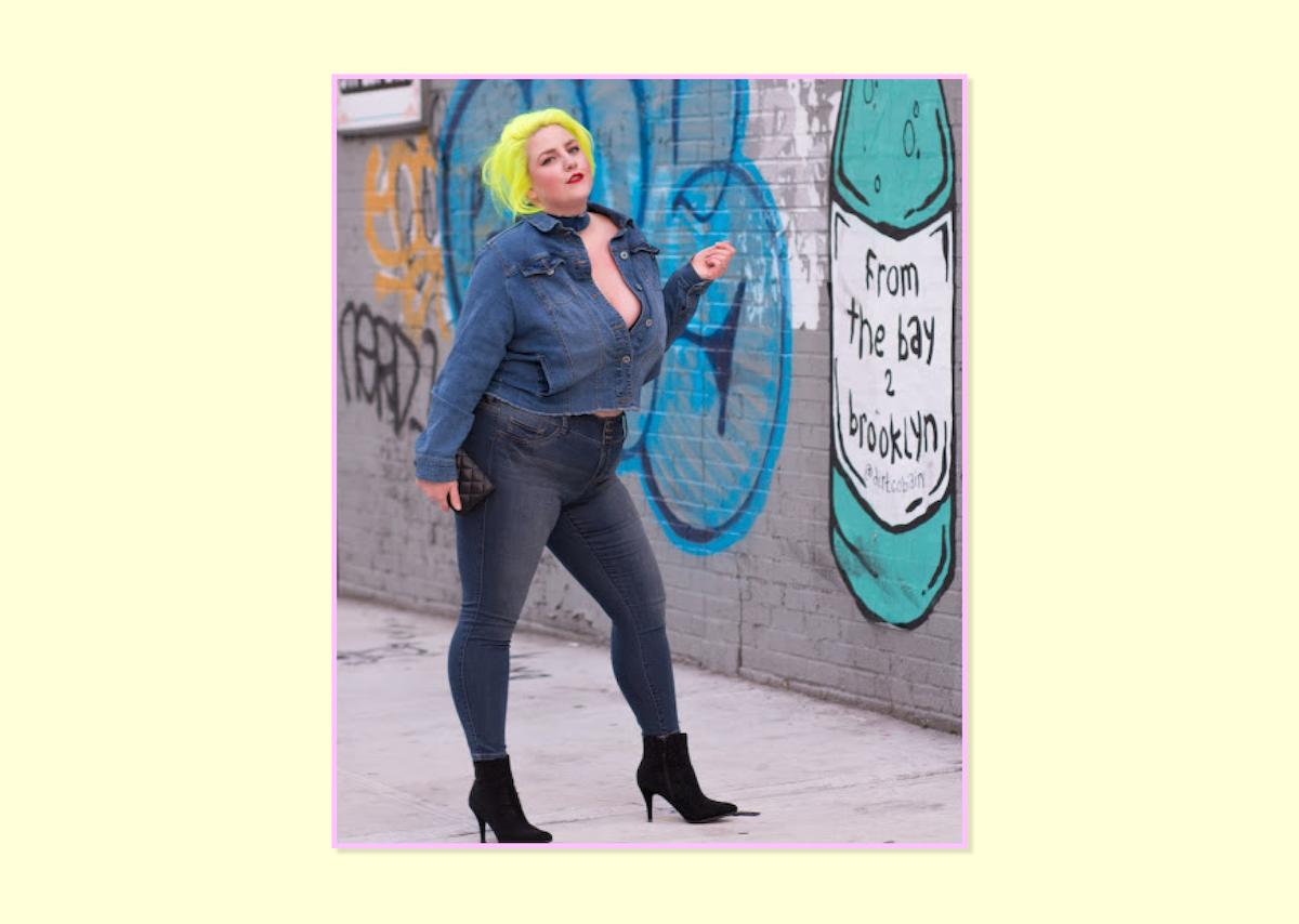 bb732b6dd9c 10 Plus-Size Bloggers Share Their Favorite Jeans That Work Best for ...