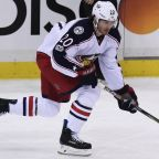 Blackhawks deal Hjalmarsson and Panarin, bring back Saad in pair of trades