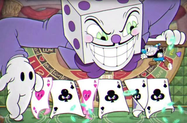 'Cuphead' hits Nintendo Switch on April 18th