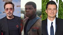 John Boyega Got Dating Advice From Robert Downey Jr. and Orlando Bloom