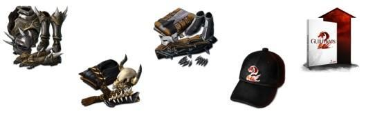 Additional Guild Wars 2 store items revealed