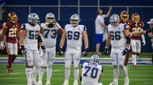 Weekend News: O-line woes continue, Cowboys-Ravens pushed back as Jerry defends Elliott, Smith