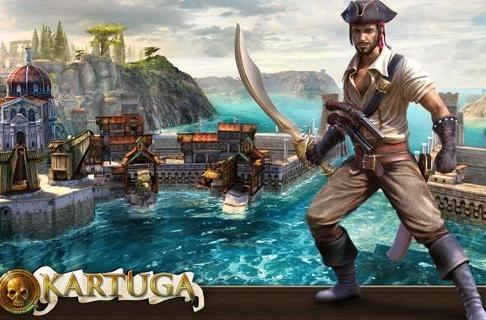 Massively Exclusive:  Kartuga's first pirate class is the Destroyer
