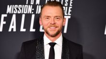 Simon Pegg Undergoes Shocking Body Transformation for 'Inheritance' Film