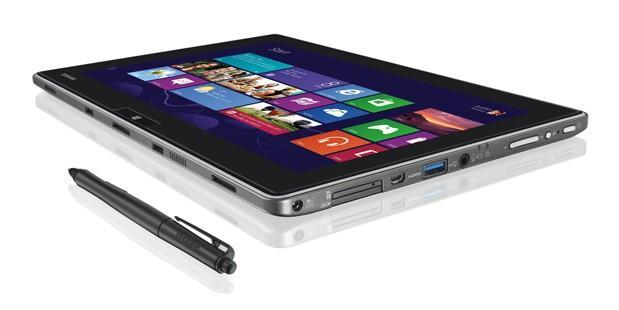 Toshiba reveals WT310 business tablet: Windows 8 Pro, 11.6-inch display and digitizer pen