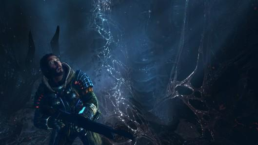 Lost Planet 3 and the dichotomy of man and machine